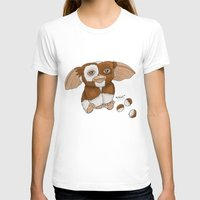 gizmo T-shirts featuring Gizmo by Melissa Sanchez Art