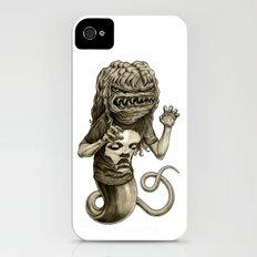 Demon iPhone (4, 4s) Slim Case