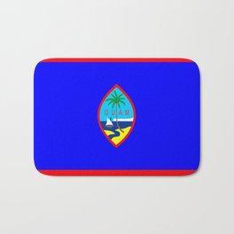 Guam country flag Bath Mat
