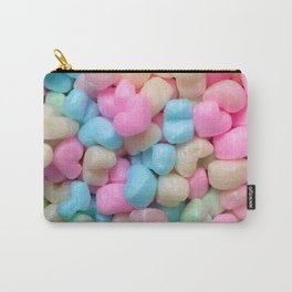 Pastel hearts! Carry-All Pouch