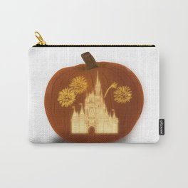 Magical Jack O' Lantern Carry-All Pouch