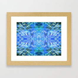 Digital Tripp Framed Art Print