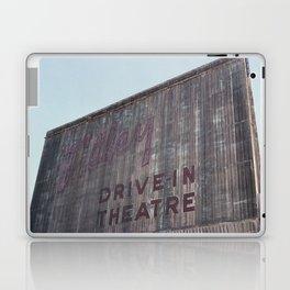 Drive-In Movie Theatre Laptop & iPad Skin