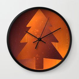 Christmas Time is Beer Wall Clock