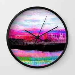 springlike view Wall Clock