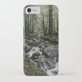 The Fairytale Forest - Landscape and Nature Photography iPhone Case