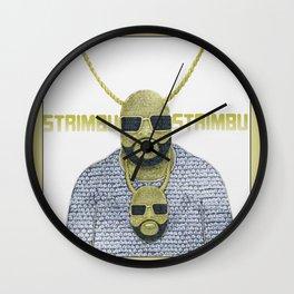 Rick Ross (Strimbu) Wall Clock
