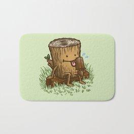 The Popsicle Log Bath Mat
