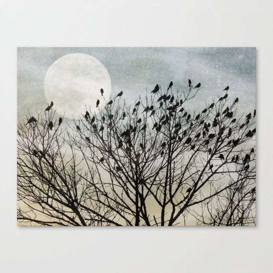 Travellers Roost Canvas Print