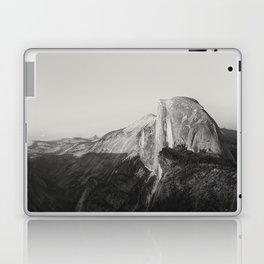 Half Dome V (black and white version) Laptop & iPad Skin