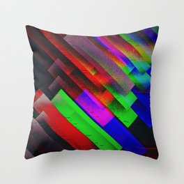 895 slabs // early days Throw Pillow