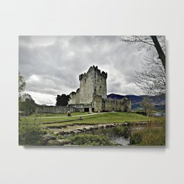 Ireland: Castle 2 Metal Print