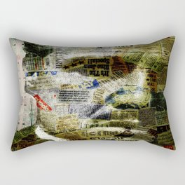 Marlon B. Rectangular Pillow