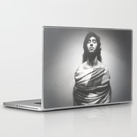 hamlet Laptop & iPad Skins featuring Hamlet, Act 4 Scene 2 by Alexandra M L Webster