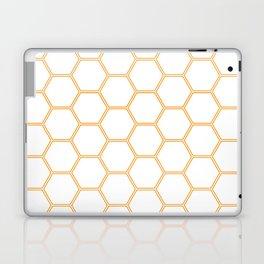Honeycomb Orange #271 Laptop & iPad Skin