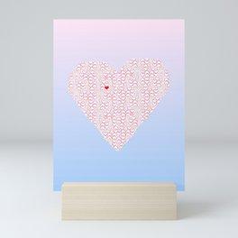 Love Story Mini Art Print