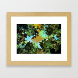 apfel III Framed Art Print