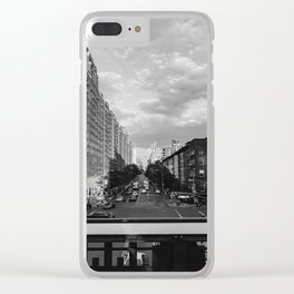 Highline View IV Clear iPhone Case