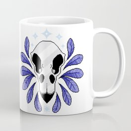 Bird Skull Coffee Mug