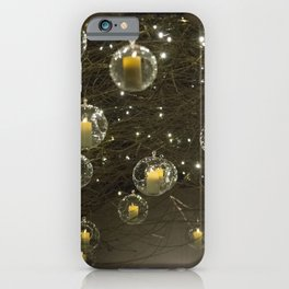 Longwood Gardens Christmas Series 72 iPhone Case