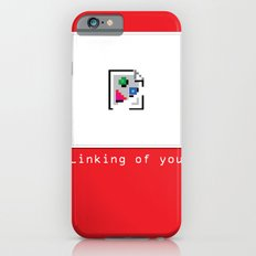Talk Nerdy to me - Linking of you iPhone 6s Slim Case