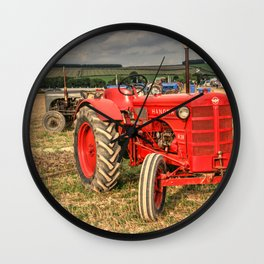 Hanomag R28 Wall Clock