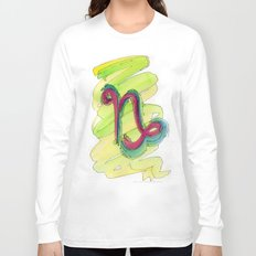 Capricorn Flow Long Sleeve T-shirt