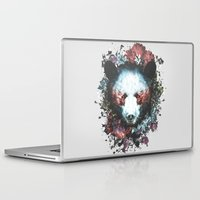 warrior Laptop & iPad Skins featuring Warrior by Tracie Andrews