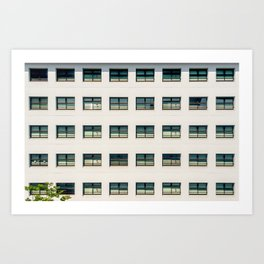 Odaiba Fuinki Art Print