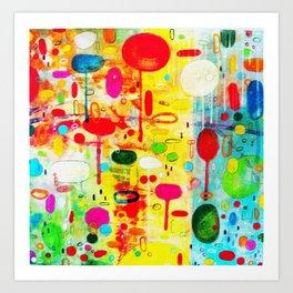 """Eye Candy"" Art Print"