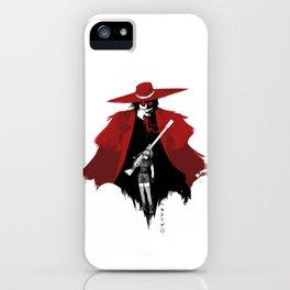 Hellsing iPhone Case