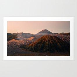 Mighty Mount Bromo // 16:9 Art Print