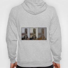 Tall and Strong - Industrial Art Hoody