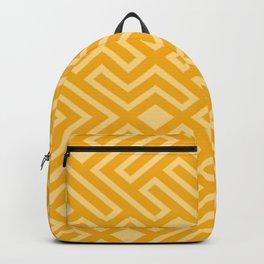Gold Mosaics Backpack