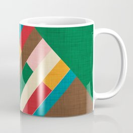 meridian pink Coffee Mug