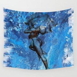 Waterdance Wall Tapestry