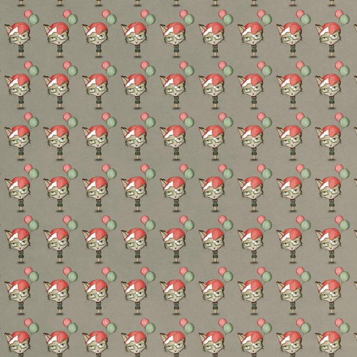 Christmas Fox Leggings