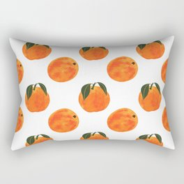 Peach Harvest Rectangular Pillow