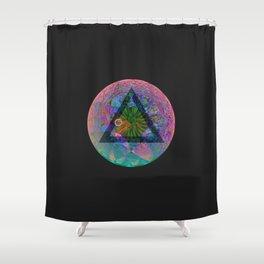 Mystik Shower Curtain