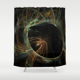 Yippee Ki Yay Shower Curtain