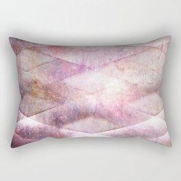 angelus in obliquum Rectangular Pillow