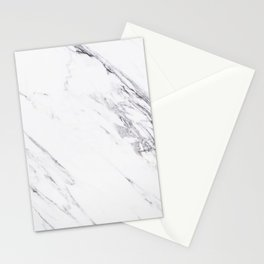Marble - Classic Real Marble Stationery Cards