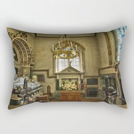 St Margaret of Antioch Isfield Rectangular Pillow