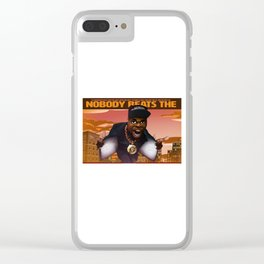 The Inhuman Orchestra Clear iPhone Case