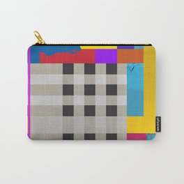 The queen in the color Carry-All Pouch