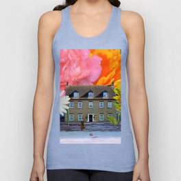Beachside Property - My Work Here Is Done Unisex Tank Top