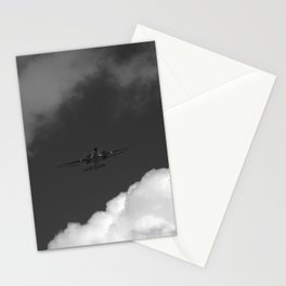 Raisin Bomber  Stationery Cards