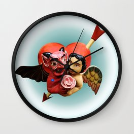 made in Mexico Wall Clock