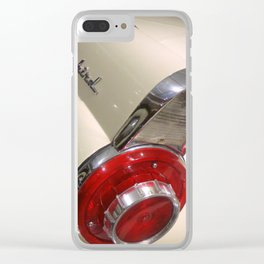 '56 Tbird Clear iPhone Case