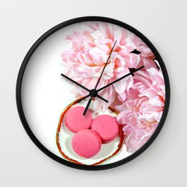 Hues of Design - 1020 Wall Clock